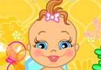 Baby Bathing game online