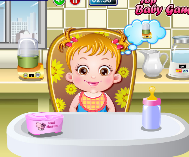 baby hazel cool games