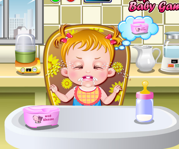 cool baby hazel games