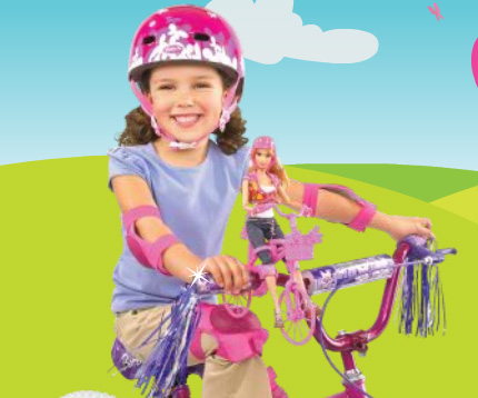Bike Games For Girls Only Barbie Bike Screen Shots
