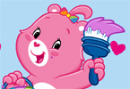 Care Bears Puzzle Party game online