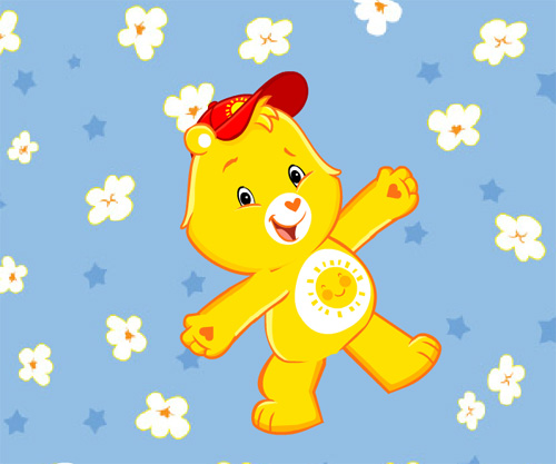 Care Bears Puzzle Party game online. Screen Shot 4