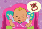 Cute Baby Nursery game online