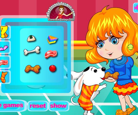 Cute pet lover dress up game online. Screen Shot 3