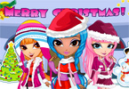 Cutie Trend Xmas Party game online
