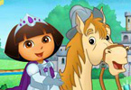 Dora Royal Rescue game online