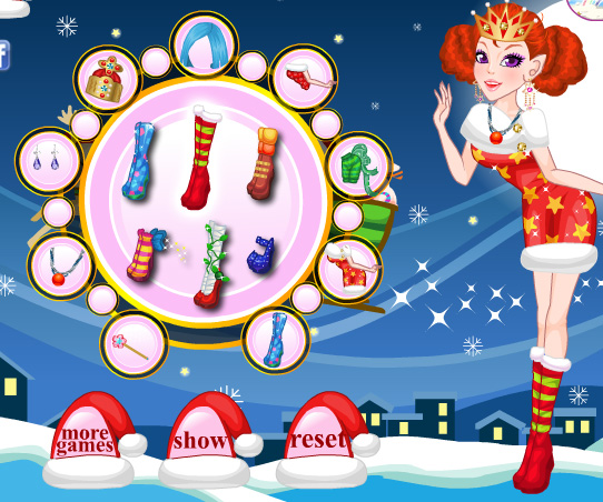 Fairy Elf Doll game online. Screen Shot 1