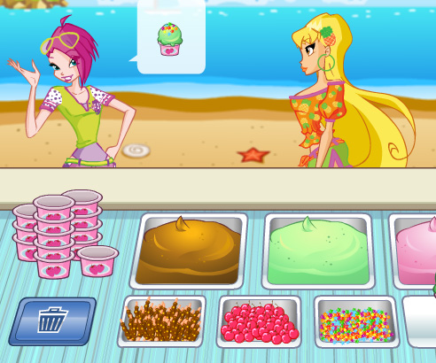 Ice Cream Games - Free online Games for Girls - GGG.com