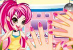 Glam Nail Studio game online