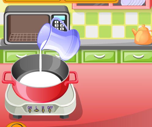 Ice cream game online. Screen Shot 2