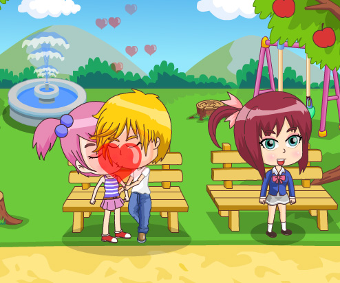 Kiss Online Game