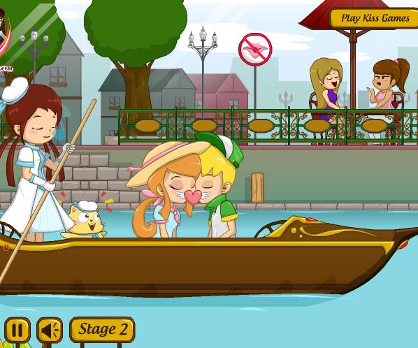 Kiss Me Softly game online. Screen Shot 4