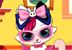 Kitten Salon game online