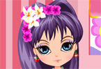 Long Haired Princess game online