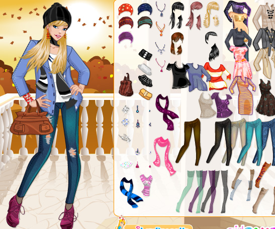 World Of Fashion Dress Up Screenshot