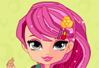 Rock Star Babes Dress Up game online