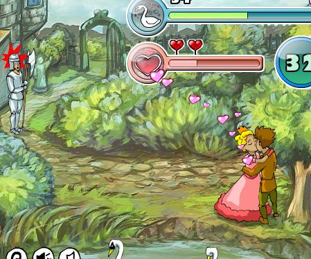 The Secret of Princess Vivian game online. Screen Shot 3