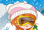 Three Snow Lovers game online