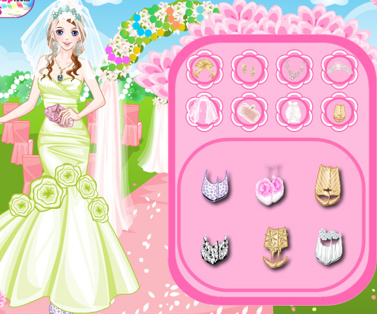New Wedding Dress Up Games : Indian wedding dress up games free list of dresses